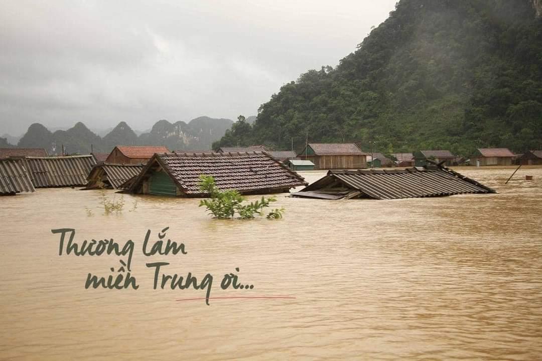Lũ Lụt Miền Trung 2020